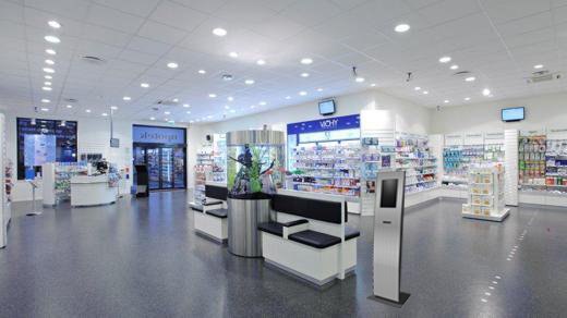 nummersysteem in de apotheek